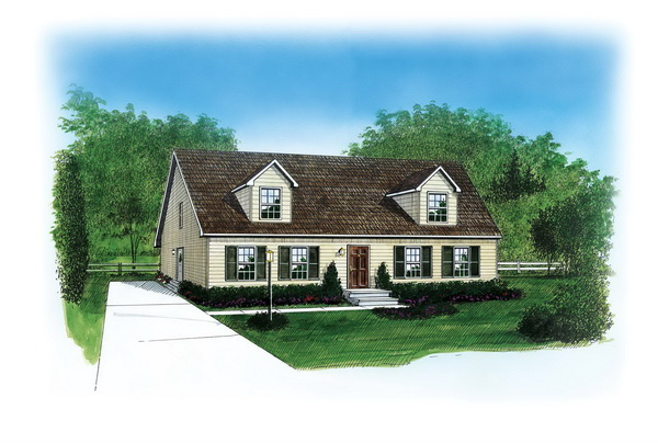 Provides Two Generous Size Bedrooms And A Full Bath The Foyer Opens To Large Living Room An Open Kitchen Dining Combo Completes Design