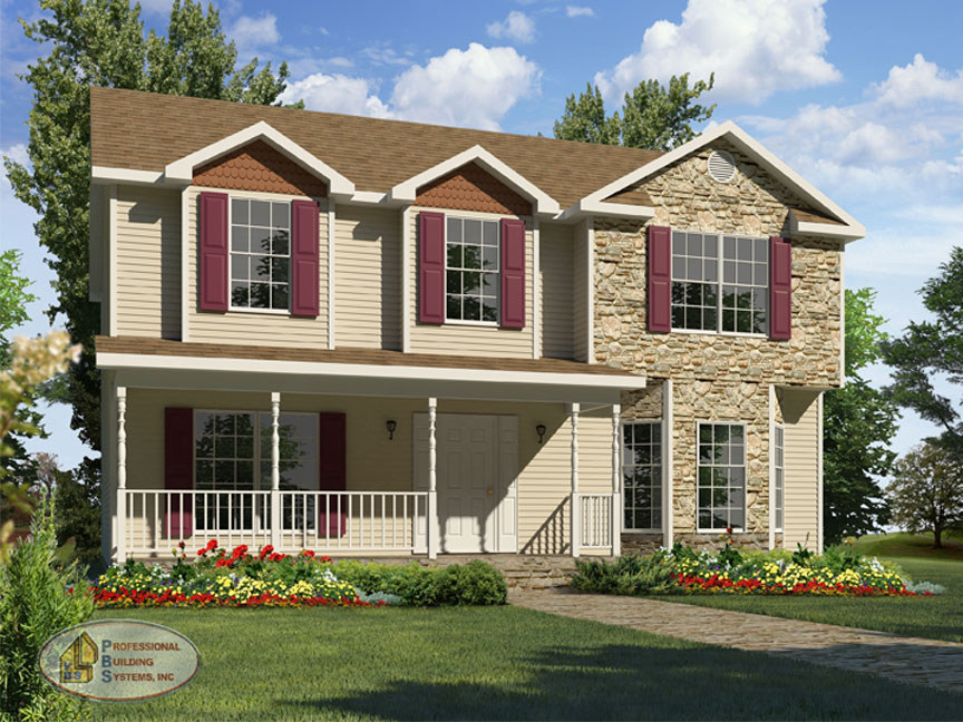 Shore modular - Three story modular homes ...